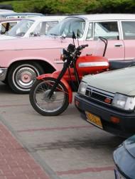 Cykliczne spotkania olsztyńskich fanów klasycznej motoryzacji