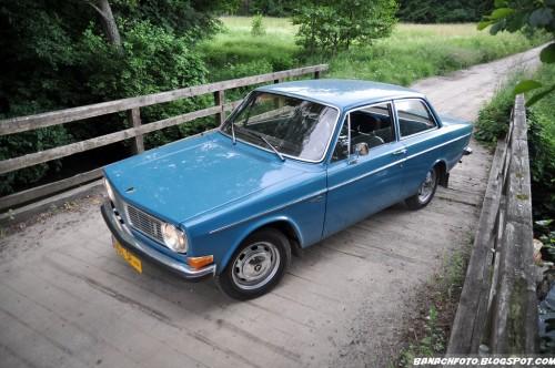 Volvo 142, fot. A. Banach